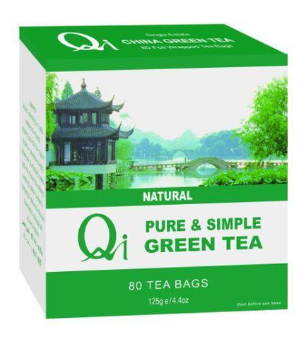 Herbal Health - Green Tea 80 Bags
