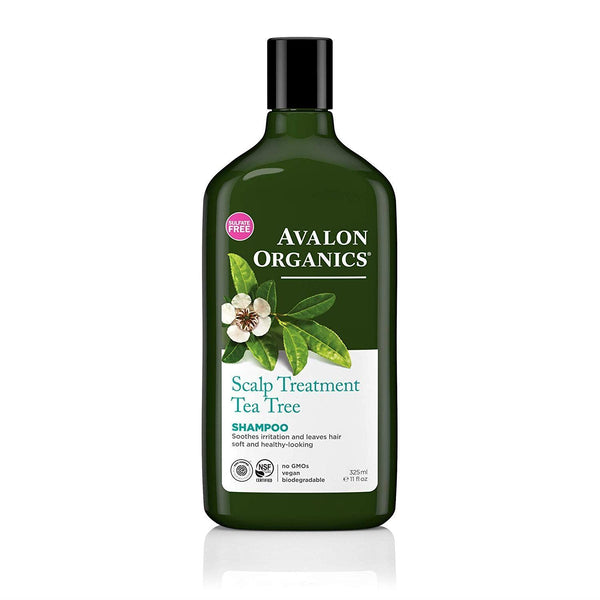 Avalon - Tea Tree Scalp Treatment Shampoo 325ml