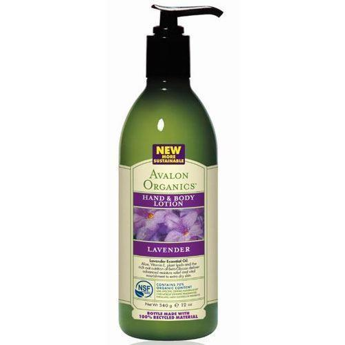 Avalon - Lavender Hand & Body Lotion 350ml