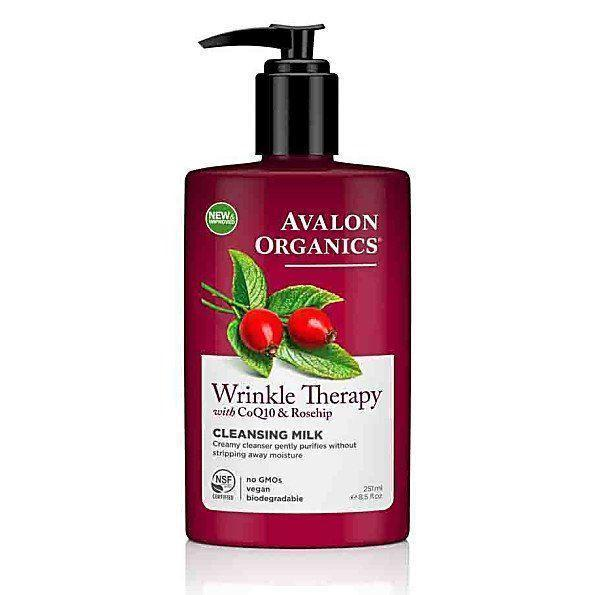Avalon - Wrinkle Therapy Cleansing Milk 250ml