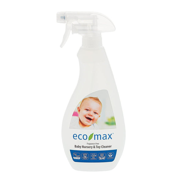 Eco-max - Eco-max  Baby Nursery & Toy Cleaner - Fragrance Free 710ml