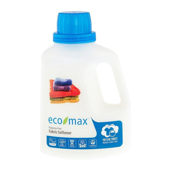Eco-max - Eco-max  Laundry Fabric Softener- Fragrance Free 1.5ltr