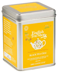English Tea Shop (uk) Ltd - English Tea Shop  Loose Leaf Tea - Black Chai 100g