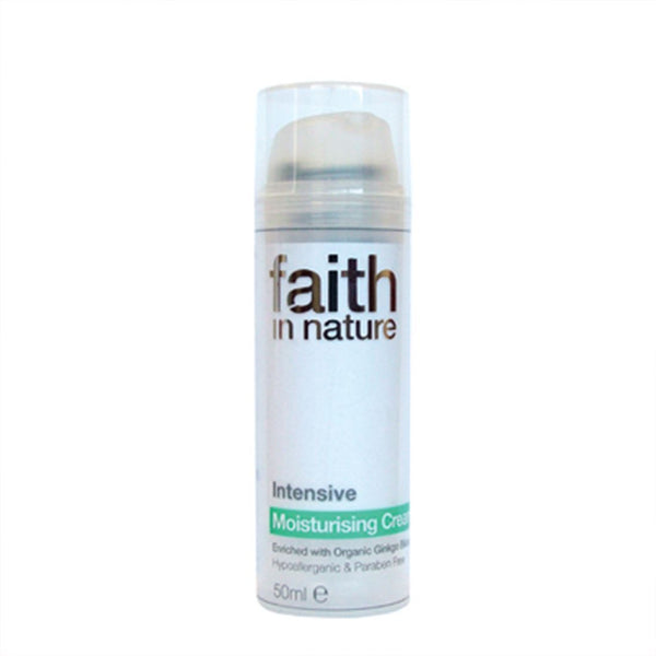 Faith In Nature - Faith Intensive Moisturising Cream 50ml