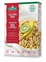 Orgran - Multigrain O's With Quinoa 300g