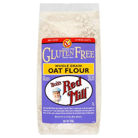 Bobs Red Mill  Oat Flour - 400g - Flour 2 Door