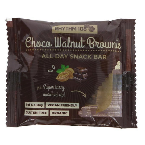 Rhythm 108 - Choco Walnut Brownie 40g