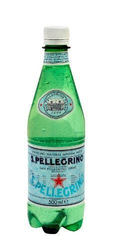 San Pellegrino - Natural Mineral Water - Sparkling 500ml