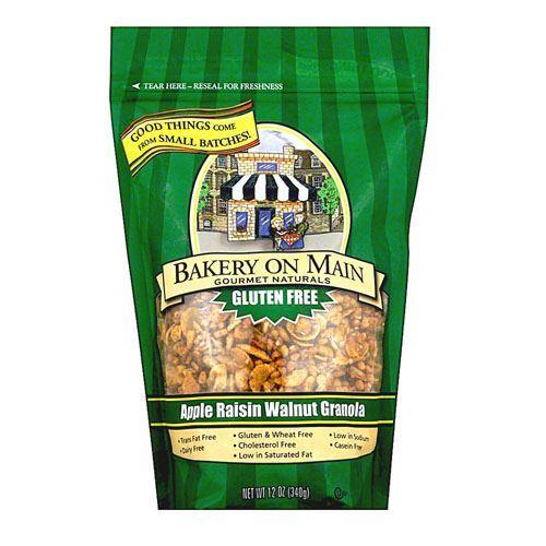 Bakery On Main - Apple Raisin & Walnut Granola 340g