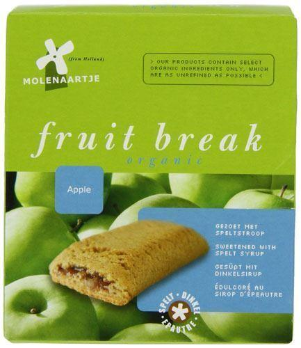 Molenaartje - Apple Fruit Breaks 6 Pack