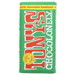 Tony's Chocolonely - Milk Chocolate Hazelnut 180g