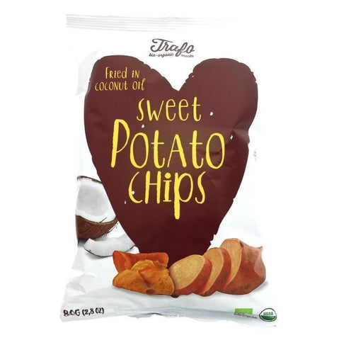 Trafo - Vegetable Chips Sweet Potato 80g