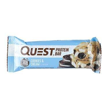 Quest Bar - Quest Bar  Cookies & Cream Protein Bar 60g