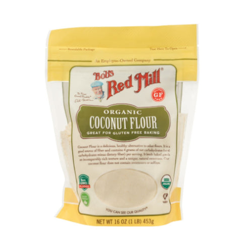 Bobs Red Mill  Organic Coconut Flour - 453g - Flour 2 Door