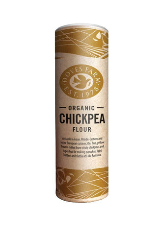 Doves Farm - Chickpea Flour Gluten Free Organic Tube - Flour 2 Door