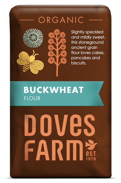 Doves Farm - Organic Buckwheat Flour 1kg
