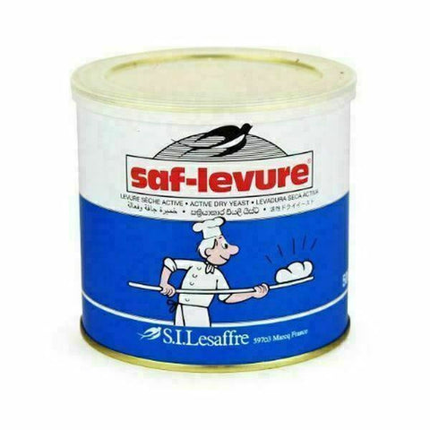 DCL SAF Levure 500g Active Dried Yeast  500g - Flour 2 Door