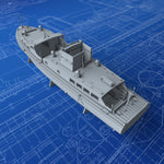 1/128 Royal Navy 45ft Medium Picket Boat