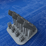1/700 Royal Navy 25ft Motor Cutters x2