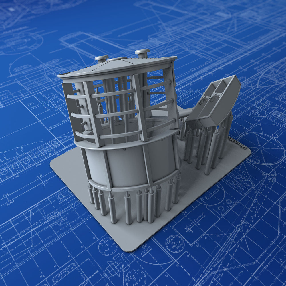 1/72 Royal Navy Type 271 Radar RDF Lantern