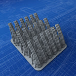 1/200 Royal Navy Flota Nets x15