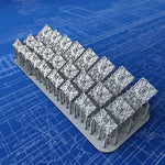 "1/350 Royal Navy 4"" Ready Use Lockers x24 (3 Sizes)"