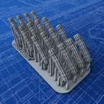 1/350 Royal Navy Flota Nets x16