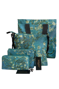 Van Gogh Almond Blossom Print - Purse - Fashion Scarf World