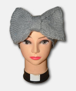 Outside Bowed - Knitted Headbands - Fashion Scarf World