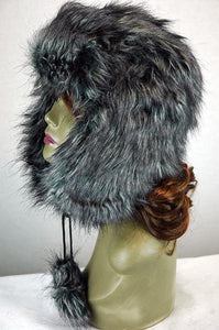 Fur Faux Trapper Hat - Fashion Scarf World