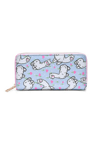 Cute Llama Print Purse - Fashion Scarf World