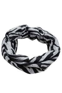 Zebra Animal Print Snood