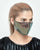 Face Coverings Masks (Pack of 10) Plain Sequin - Mixed Colours