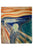 Edvard Munch Expressionism The Scream Painting Print Art Silk Scarf 3771
