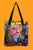 Picasso Portrait Cubism Canvas Shopper
