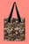 Pug Dog Camo Bag Collection - Shopper
