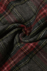 Traditional Tartan Wool Unisex Scarf - Fashion Scarf World