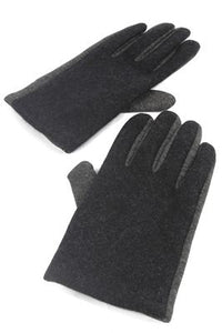 Wool Douglas Tartan Men Gloves - Fashion Scarf World