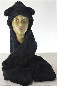 Cosy Bear Animal Mitten Hat - Fashion Scarf World