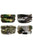 Camouflage Assorted Outdoor Neck Warmer (Pack of 8)