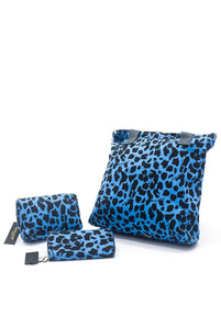 Wild Leopard Print Bag Collection - Cosmetics - Fashion Scarf World