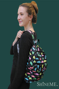 Bright Umbrella Backpack - Fashion Scarf World