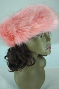 Faux Fur Headband - Fashion Scarf World