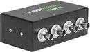 IMP-4M Impedance Transformer XLR to BNC