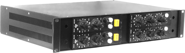 RTO-4400 2RU Rackmount Chassis for Ward-Beck legacy modules