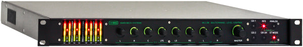 MLC8B Level Controller Analog AES/EBU 3G/HD/SD-SDI Demuxer