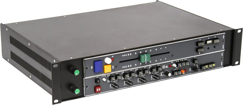RTO-214 2RU Rackmount Chassis for Ward-Beck legacy modules