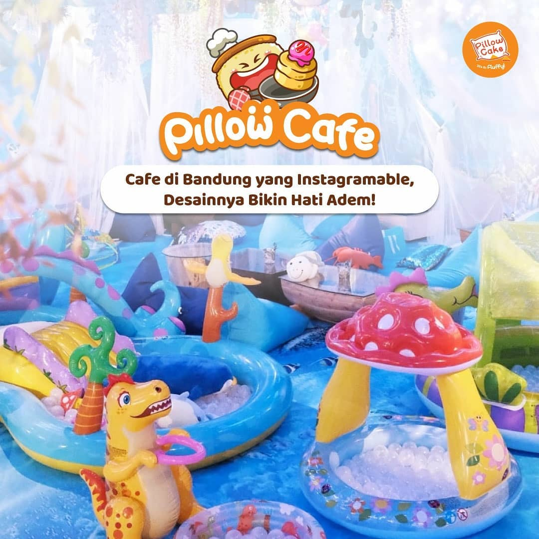Pillow Cafe by Pillowcakebdg - 1