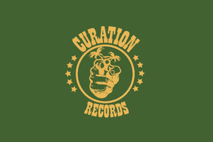 Curation Records Record Label Homepage Logo