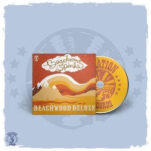 Beachwood Deluxe - CD - Curation Records (4897869529170)